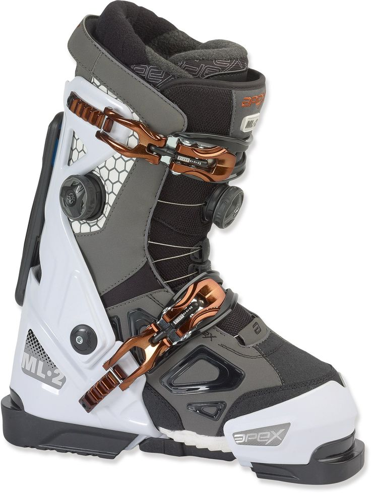 Apex Ski Boots Female Ml-2 High Performance Ski Boots - Women's