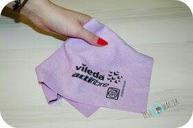 #vileda #ambasadorka #kampania #czysty #testowanie #actifibre #streetcom #ściereczka #mikrofibra #cloth #cleaning Opinia znajduje się na: www.testowaczek.blogspot.com