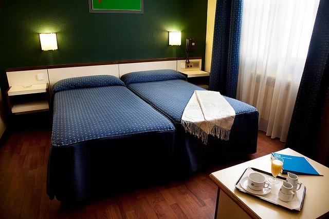Habitación doble en Hotel Acta Florida. Máxima comodidad en el centro de Andorra.