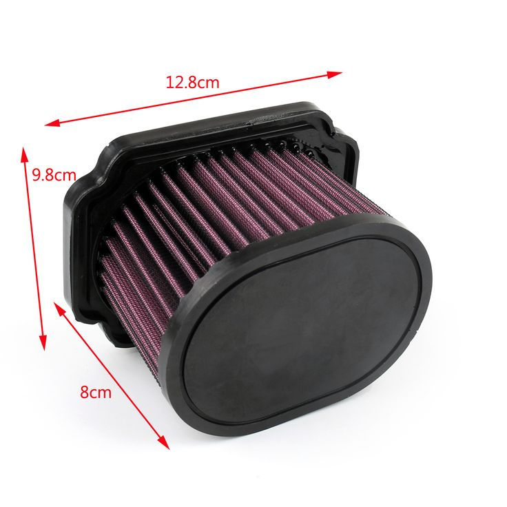Mad Hornets - High Flow Replacement Air Filter Yamaha MT-07 MT 07 689 2014-2016 BS1, $31.99 (http://www.madhornets.com/high-flow-replacement-air-filter-yamaha-mt-07-mt-07-689-2014-2016-bs1/)