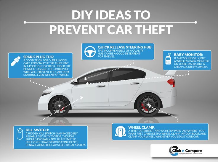 Need extra security for your car? Try our DIY ideas http://bit.ly/1EEAXd8 