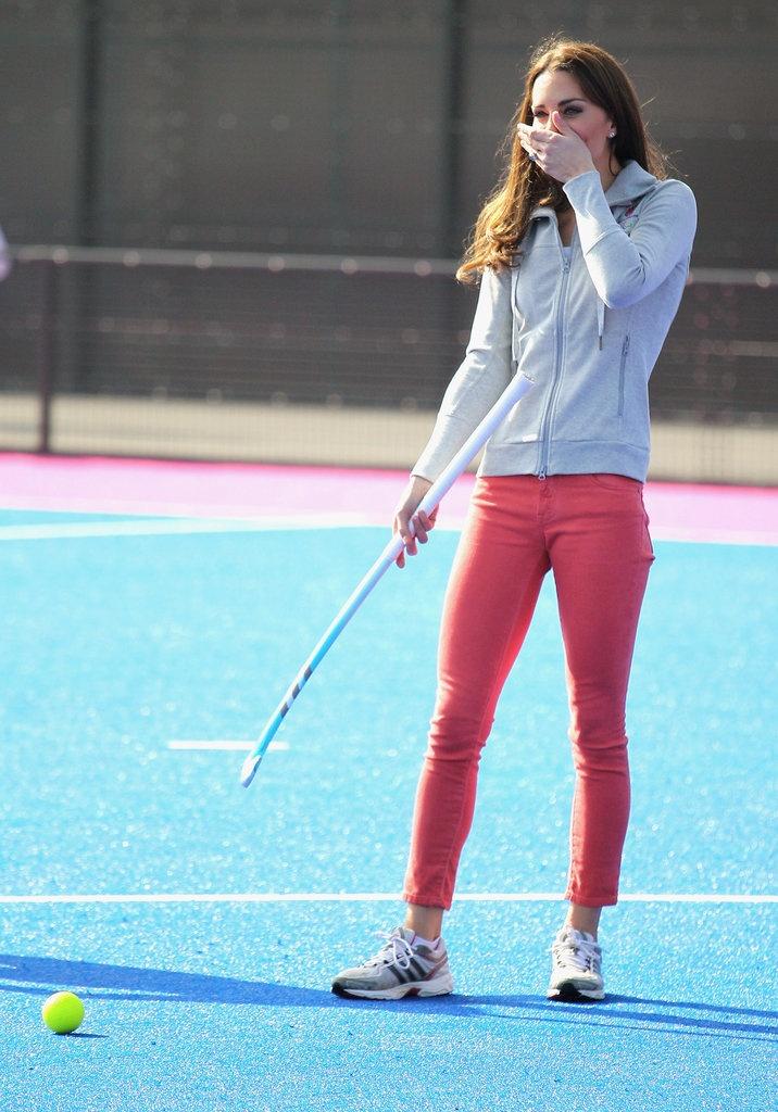 Royals at Olympics 2012