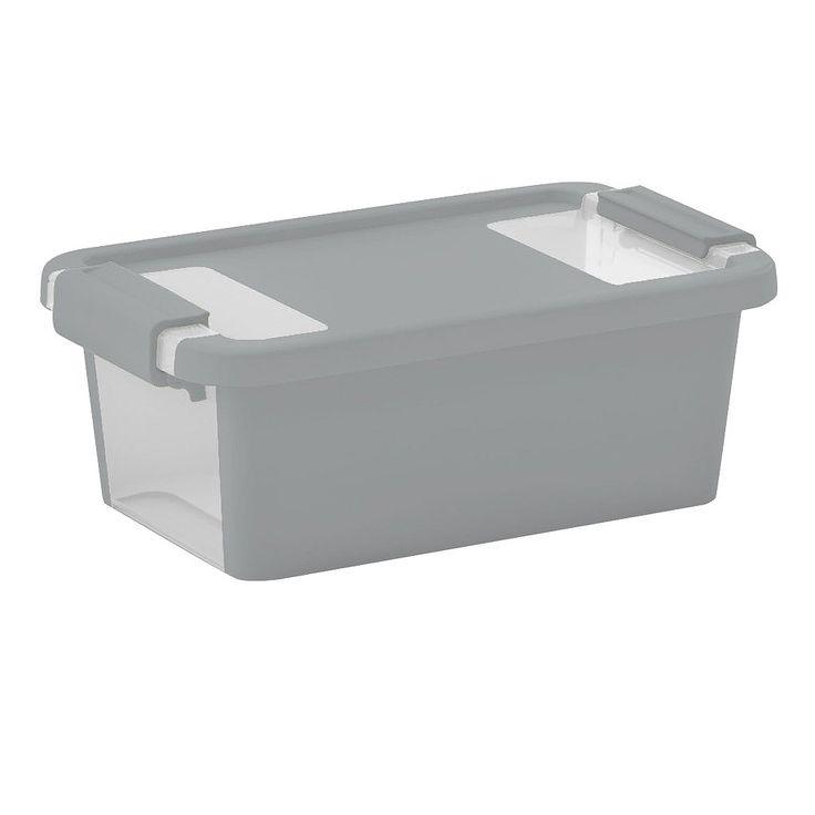 Utility Storage Bin - Gray - XS - Kis, Grey