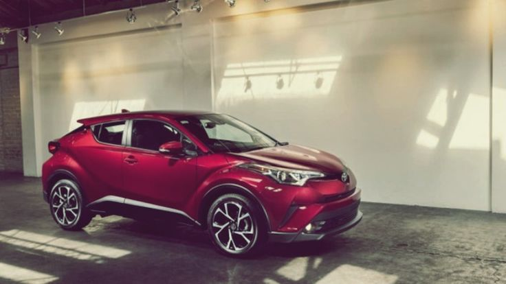 2018 Toyota Chr Price Specification Interior - the C-HR has 0.8 inch much less ground clearance compared to a Corolla car