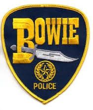 Texas police patches
