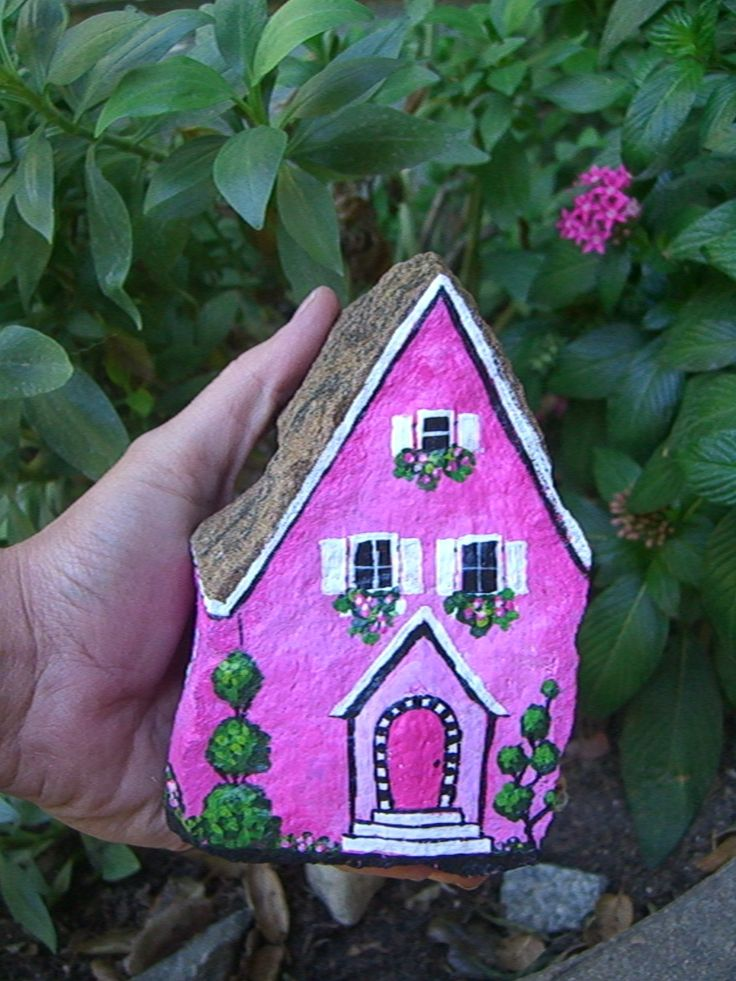 Best 20 Rock Houses Ideas On Pinterest Pet Rocks Craft