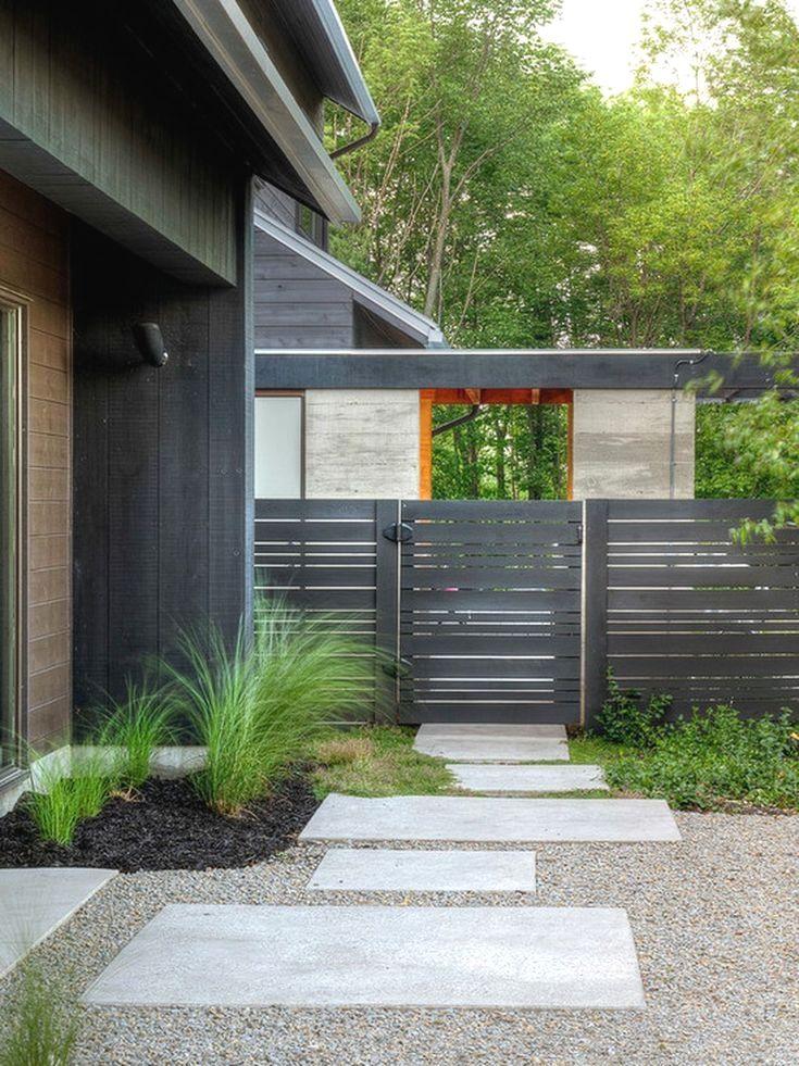 Nice What A Beautiful Modern Landscape Design Https Gardenmagz Com What A Beautiful Modern Landsc Modern Landscaping Modern Landscape Design Landscape Design