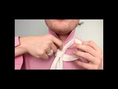 @Jeremy Pinkney @Francisco De Souza How to Tie Trinity Knot video If