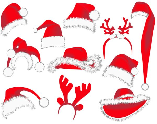 christmas hats png clipart picture mikul s ho ho ho h. Black Bedroom Furniture Sets. Home Design Ideas