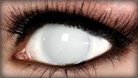 Blind - affordable halloween contacts