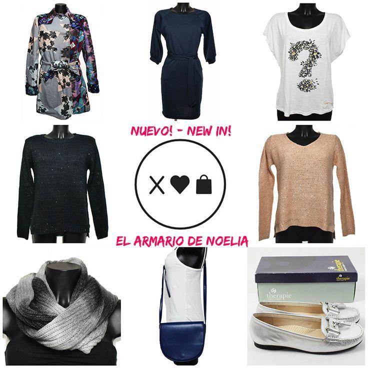Novedades en la tienda! 🗯 Custo, Desigual, Stradivarius, O'neill, Wonders y muchas más a precios de escándalo! 😍 Ellas ya tienen su armario en venta! Y tu, quieres vender la ropa que ya no usas y sacar un dinero extra? 👗👖👕👠👜 Nosotras nos encargamos de todo! 👉www.poramoralshopping.es  #novedades #newin #vendeturopa #ropacomonueva #modalowcost #modafemeninaonline #ropasegundamanoonline #ropasegundamanoespaña #ropasegundamanobarcelona #ropademarcabarata #poramoralshopping…