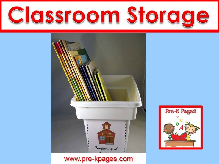 35 Best Classroom Storage Images On Pinterest Classroom