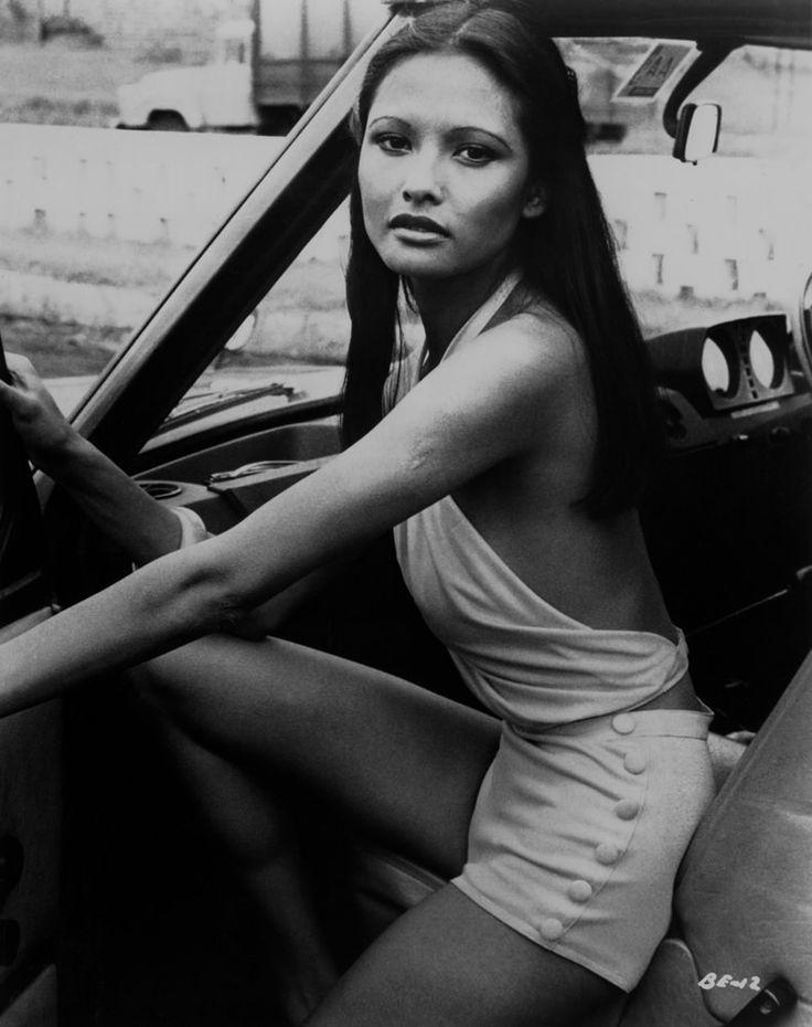 """Laura Gemser, 1975 ...for """"Emanuelle nera""""/ """"Emanuelle negra"""" (Spain/ Italy)"""