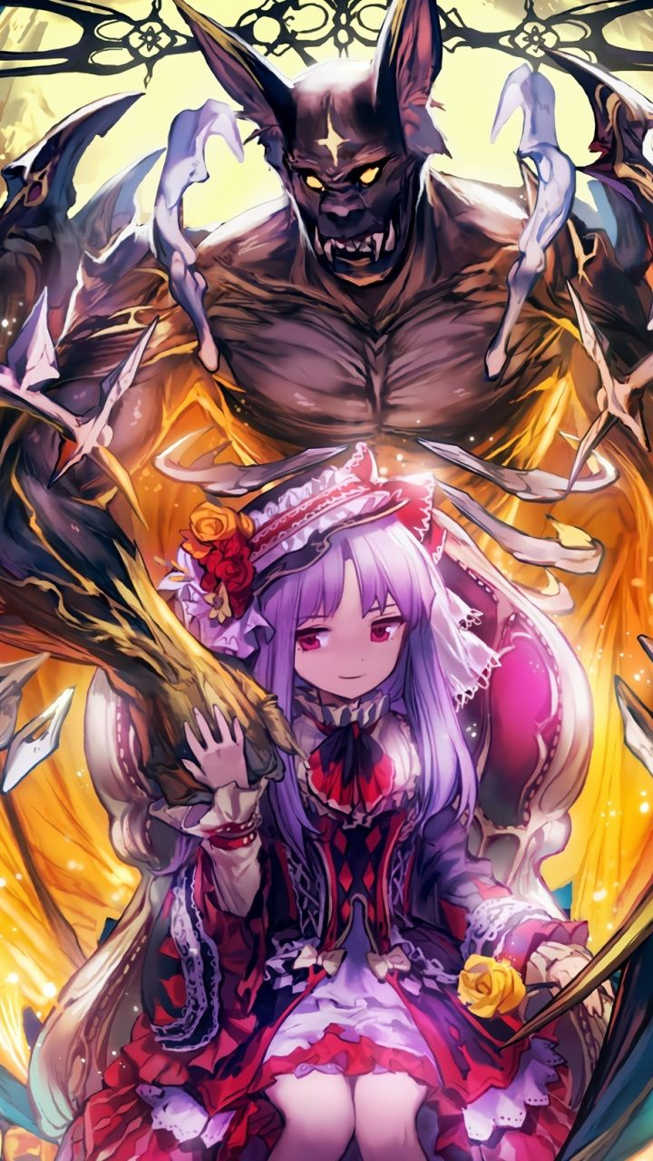 Pin On Anime Wallpapers Anime vampire wallpapers for android