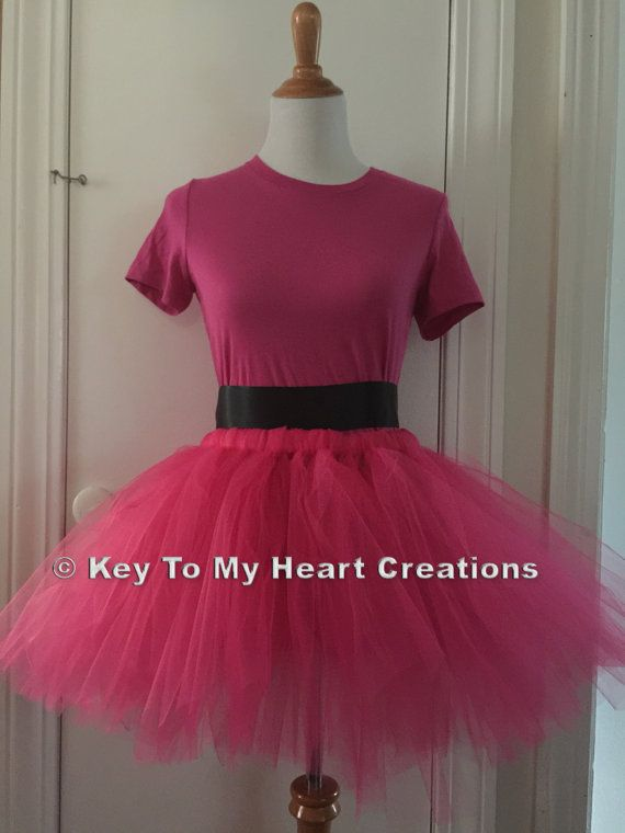 Powerpuff girls (PINK powerpuff girl) inspired tutu costume set is inspired by the powerpuff girls outfits.The top is a regular shirt in