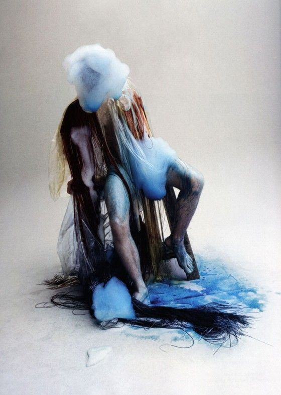 Muslin and Canvas: nick knight : photographer