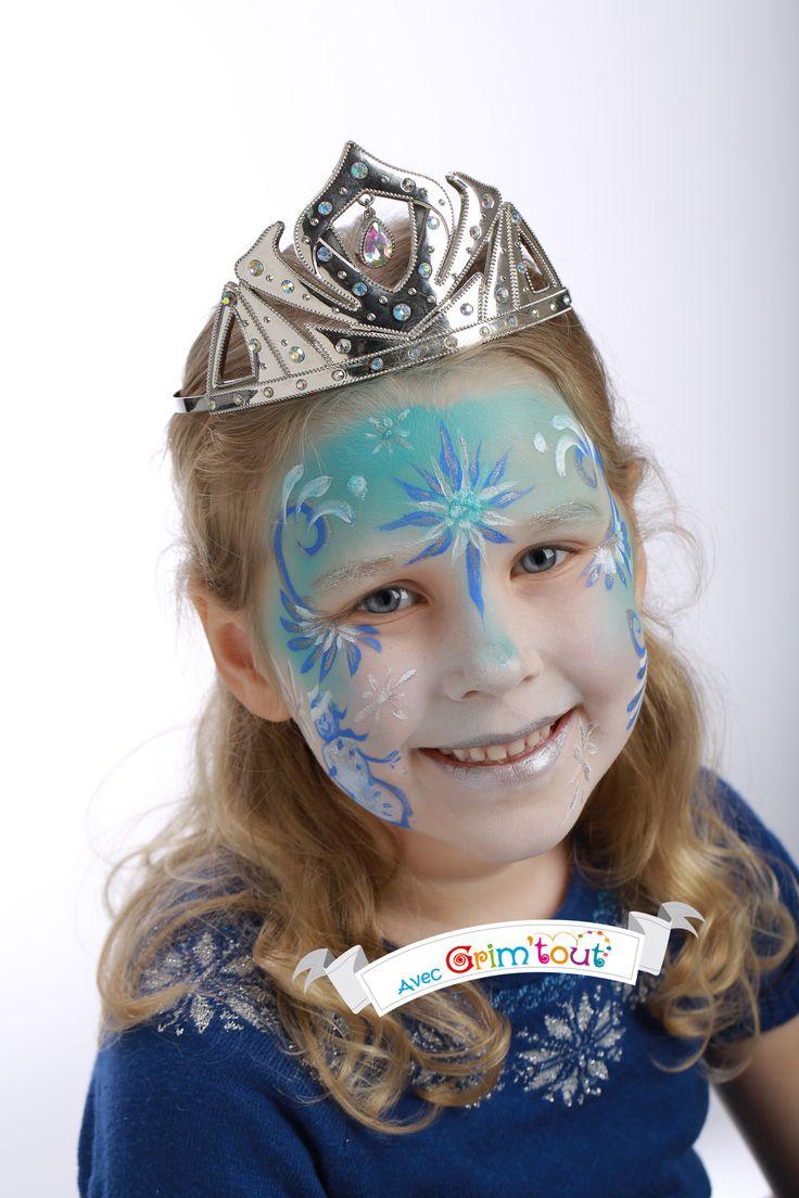45 best maquillage pour enfant images on pinterest face paintings child and make up. Black Bedroom Furniture Sets. Home Design Ideas