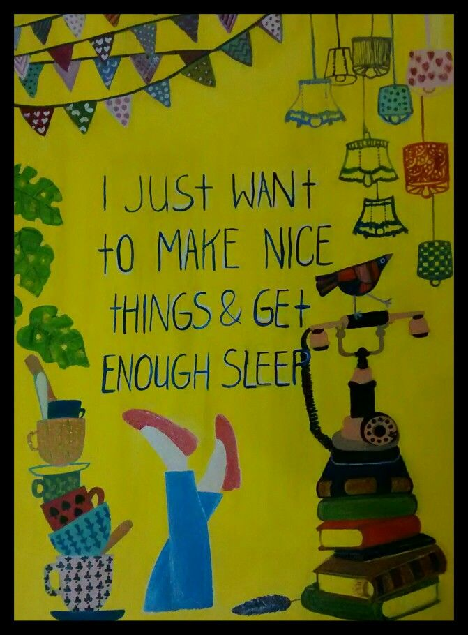 For my room