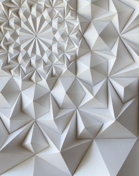 Matt Shlian - Ann Arbor, MI Artist - Paper Artists - Artistaday.com TEXTURE PIC 2