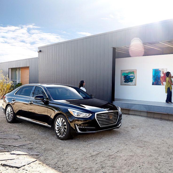 2017 Hyundai Genesis G90 Images On