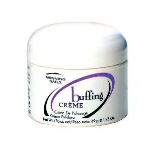 Winning Nails Nail Buffing Creme by Winning Nails. $9.99. Reduces ridges. Works on natural nails. Creates incredible shine. Doesnt' require a top coat. Winning Nails Nail Buffing Creme for incredible looking natural nails.