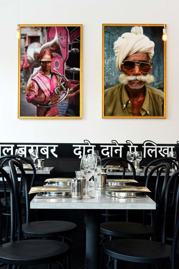 Not Your Typical Indian Joint Babu Ji : TRAVEL do.se