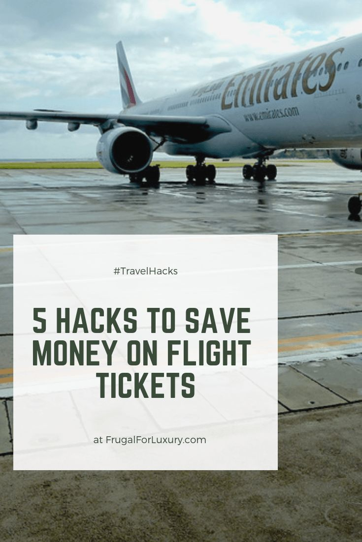 How To Save Money On Air Tickets