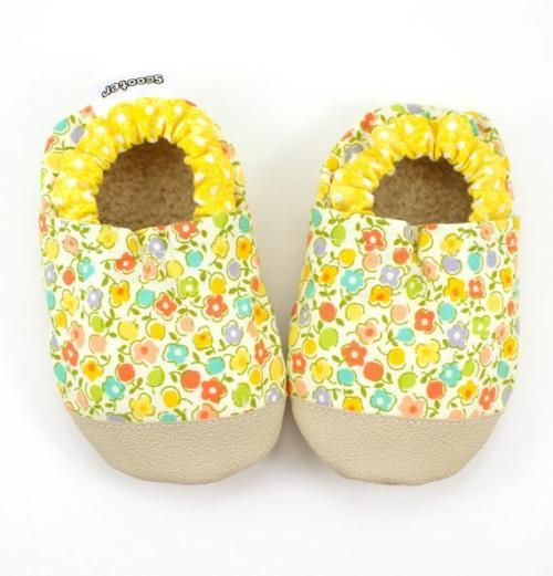 11f8234d2818a Buy Now flower baby shoes yellow flowers rubber soles shoes... | Oh ...