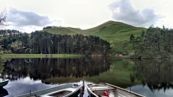 Lake by @Craig Marc - Using his HTC phone