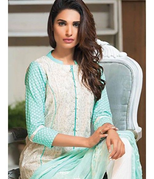 Signature Icon Embroidered Lawn Suit Collection Volume ll SI_7A