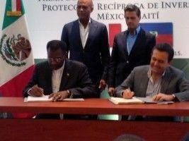 Haiti - Economy : Haiti becomes the gateway of Mexico in CARICOM