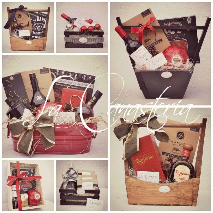 ¿Buscando canastas Navideñas?   Visita nuestra página para ver todos nuestros diseños creativos perfectos para regalos personales o corporativos