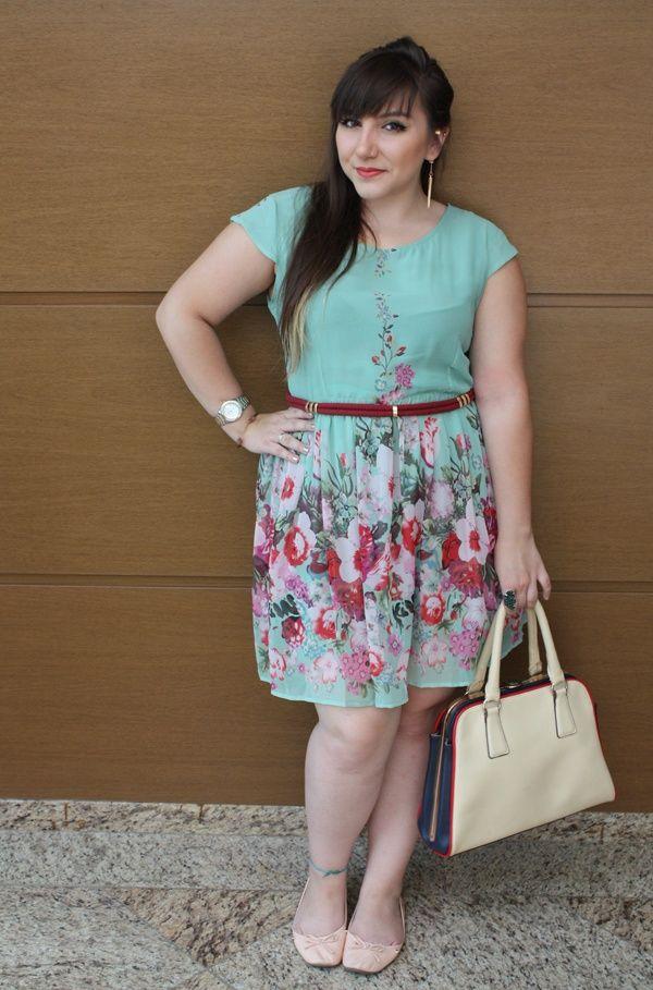 O Mundo de Calíope: Beleza Plus Size - Ju Romano