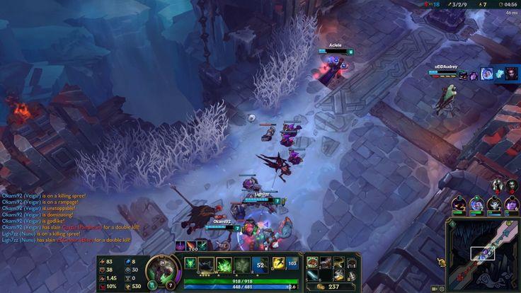 League of Legends - Aram 5v5 Twitch Gameplay
