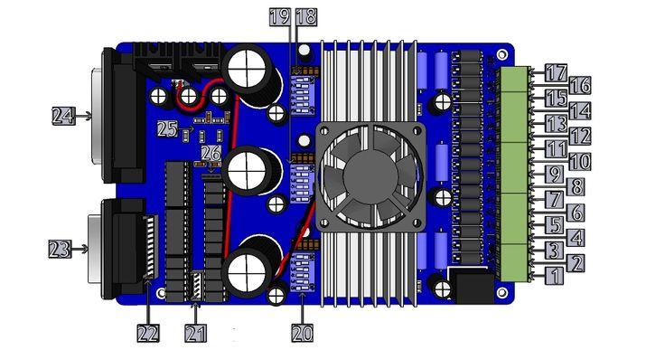 Tb6560 Driver Board Wiring Cnc