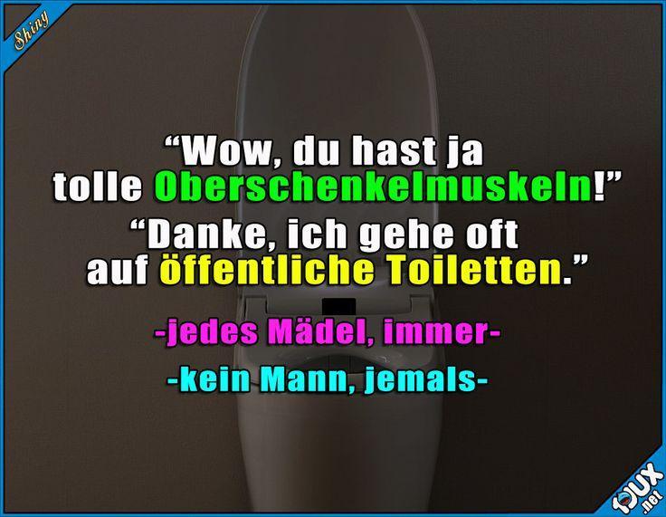 Bloß nicht den Klodeckel berühren! #justgirlythings #Männer #Frauen #Humor #Witze #Jodel #lustigeBilder #Witz #Toilette #SchwebendeJungfrau
