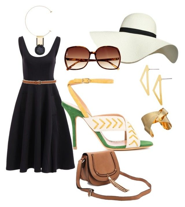"""Sandals are my Best Friend"" by jalepe on Polyvore featuring mode, ALEXA WAGNER, Marni, Forever 21, Pilot, H&M et Madewell"