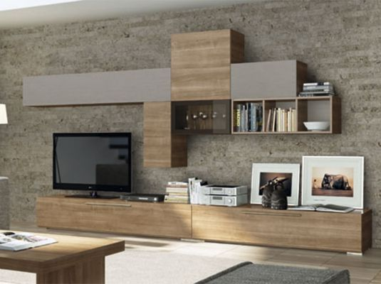 M s de 25 ideas incre bles sobre salas de tv en pinterest for Muebles tv originales