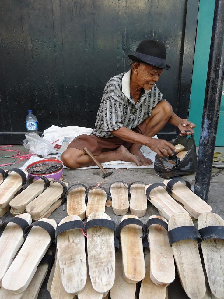 Shoemaker, Surabaya, Indonesia