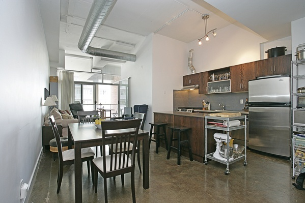 Check Out Garment Factory Lofts – 233 Carlaw Ave #homesinleslieville