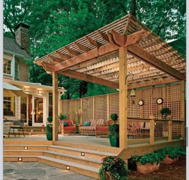 70 best Deck images on Pinterest Construction Landscaping and