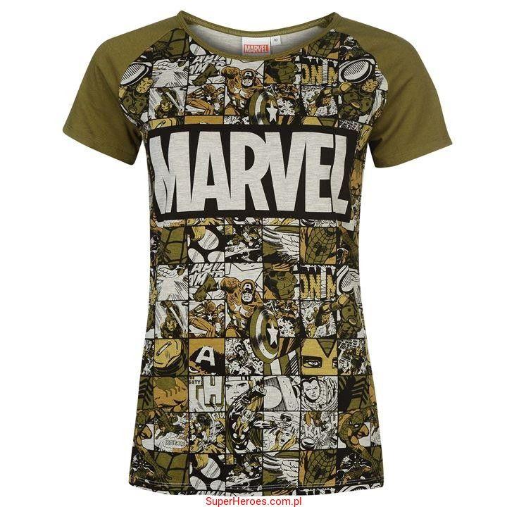 Koszulka damska Marvel