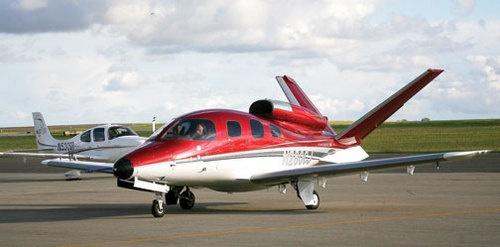 Cirrus Vision SF-50 Jet | Duluth News Tribune | Duluth, Minnesota