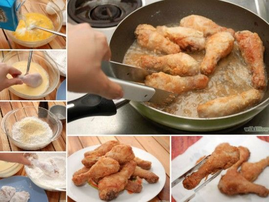 KFC Copycat Chicken Recipe