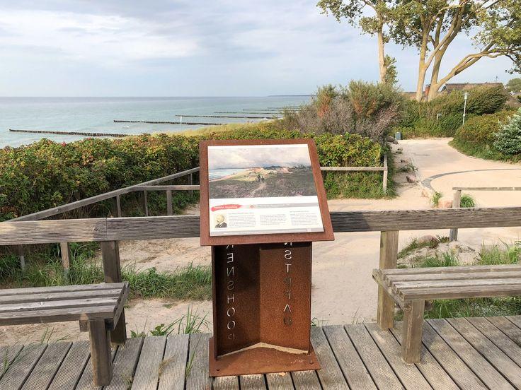 Ahrenshoop, auf dem Kunstpfad an der Ostseekueste Fischland Darß - design klassiker ferienwohnungen weimar