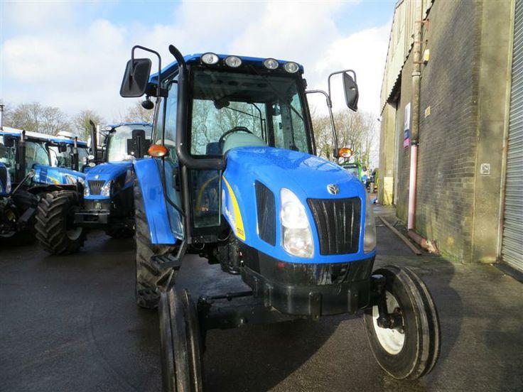 T5030 - C&O Tractors - New Holland Dealer, Tractors, Combine and Balers