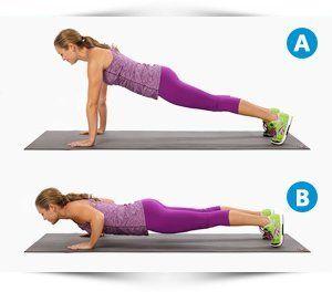 Zoek je spierversterkende oefeningen voor thuis? Met deze stap-voor-stap gids kun je afvallen, een mooi gevormd lichaam en meer energie krijgen. Doe ook mee