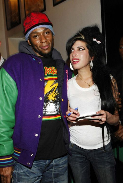 Mos Def ,Amy Winehouse #Amy #Winehouse http://www.johanpersyn.com/amy-winehouse-and-exaggerated-norms-in-society/