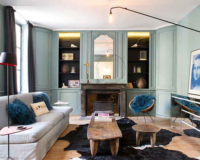 C'est un peu un de mes rêves que Laurence a réalisé en créant la maison Chez Laurence Du Tilly. Elle a transformé un hôtel particulier à Caen, sa ville d'origine, en un lieu unique, avec trois appartements d'hôtes dans lesquels on se sent comme chez soi. <br /> <br /> <br /> <br /> Chez Laurence Du Tilly est un hôtel particulier qui reflète son univers, avec trois appartements d'hôtes à l'étage, pensés et arrangés comme l'appartement idéal que Laurence rêve de découvrir lors de ses…