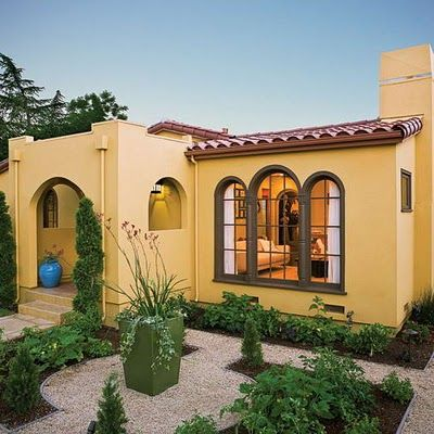 85 Best Spanish Mission Style Homes Exterior Interior